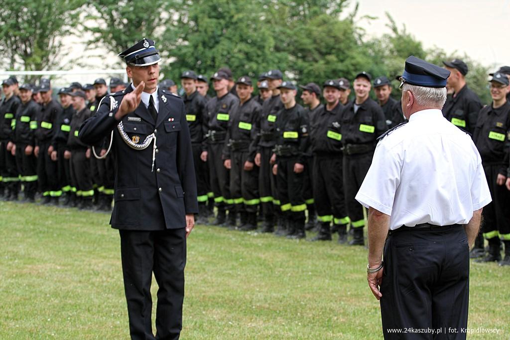 Zawody sportowo pożarnicze OSP Gminy Puck, Swarzewo 9