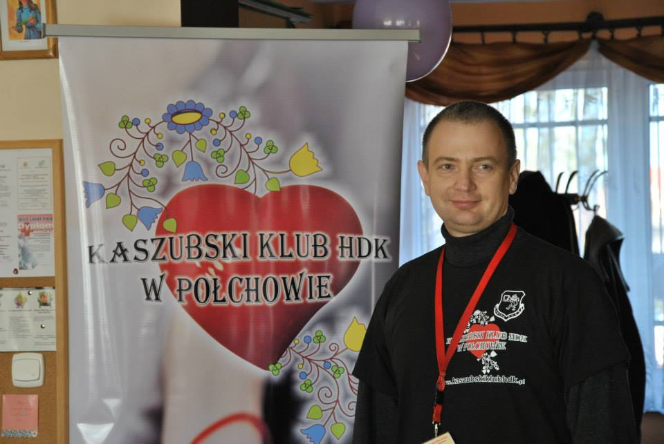 Kaszubski Klub - prezes marcin Sikora