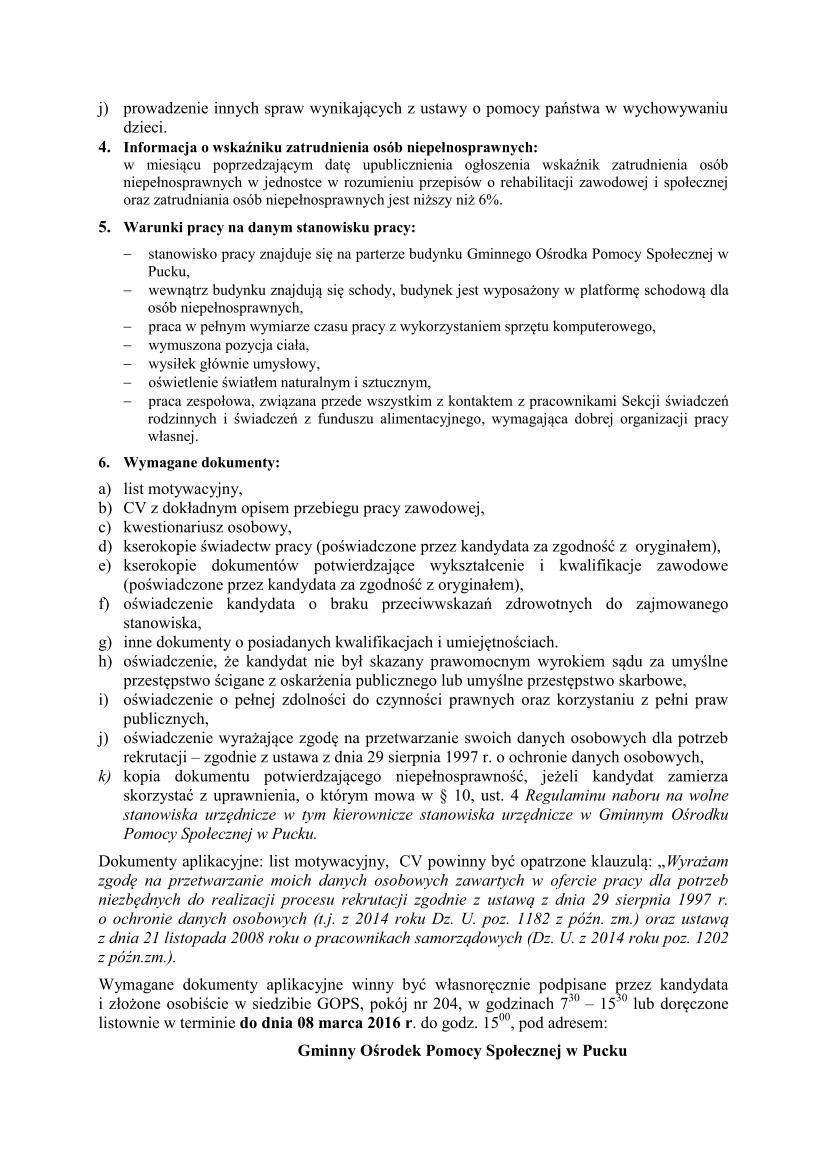 NABÓR NA STANOWISKO Podinsp.-świadczenia wychowawcze_02