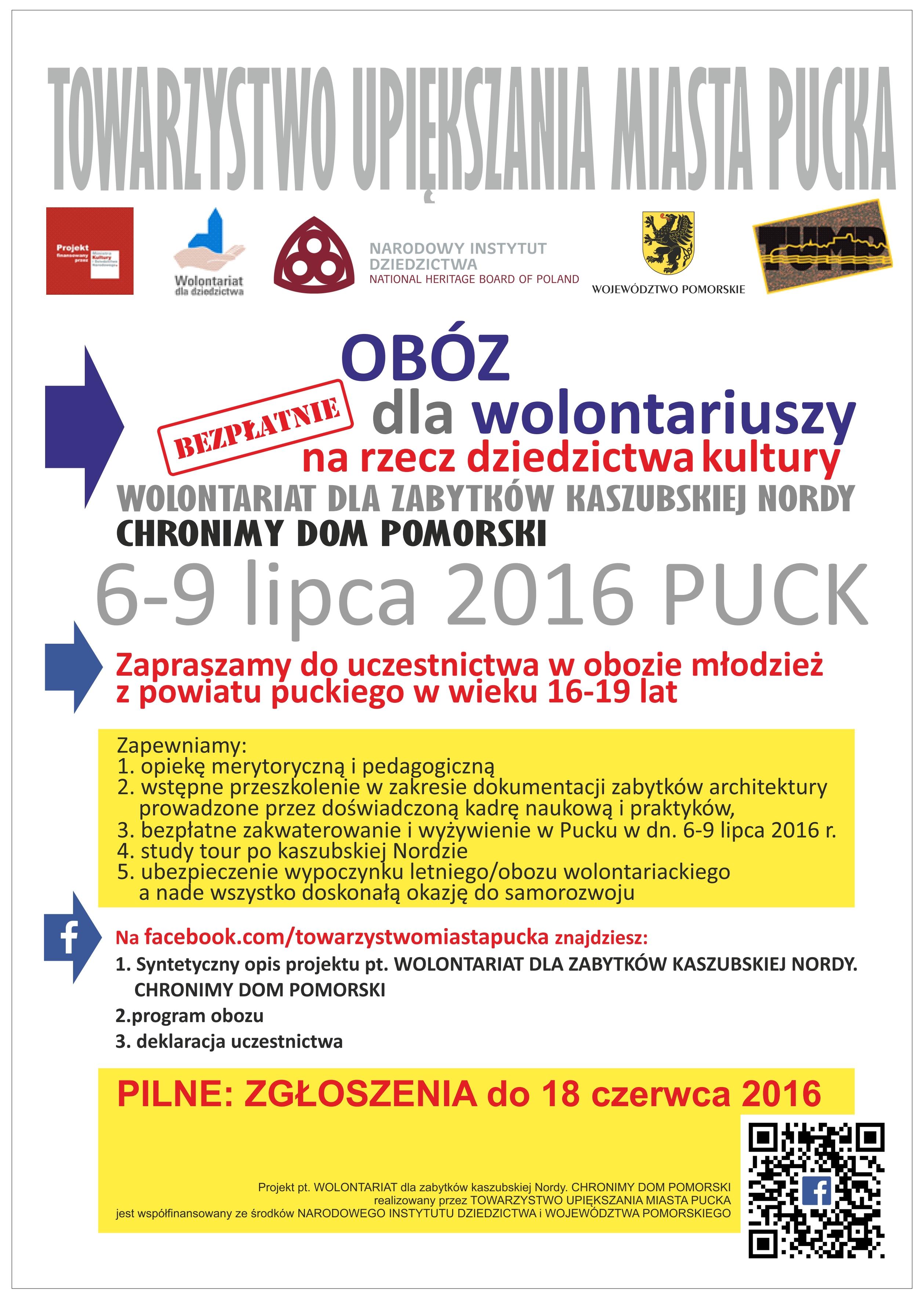 plakat_WOLONTARIAT dla zabytk_w_01