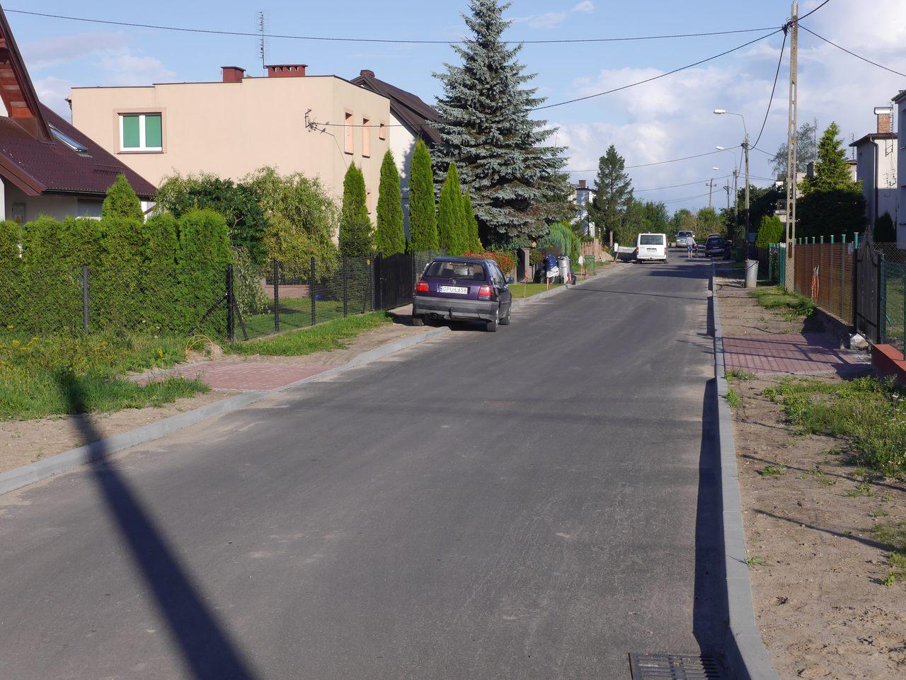 Strzelno ul. Sportowa