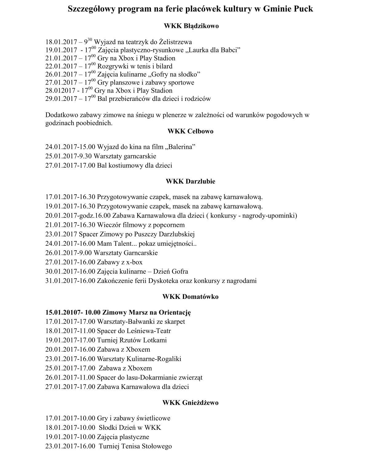 Szczegółowy program na ferie placówek kultury w Gminie Puck-1_01