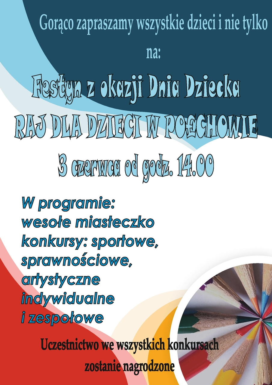 dzień dziecka-Połchowo