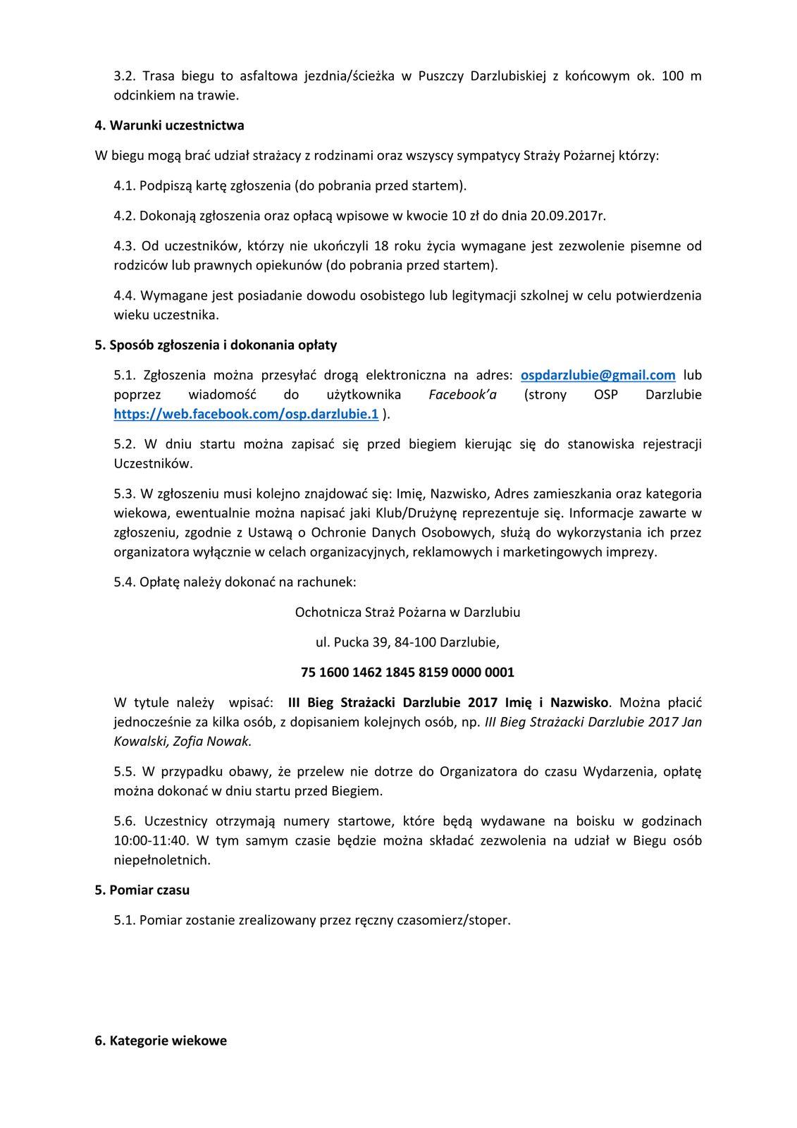 REGULAMIN 3 BIEGU STRAŻACKIEGO-2