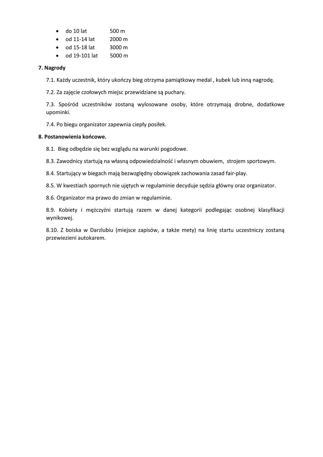 REGULAMIN 3 BIEGU STRAŻACKIEGO-3