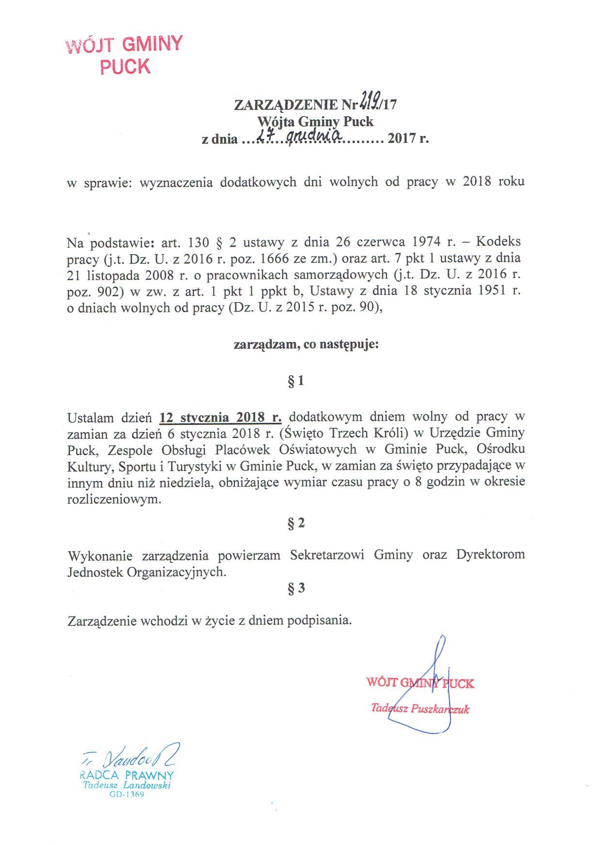 Zarządzenia Nr 219-17 z dnia 27.12.2017_01
