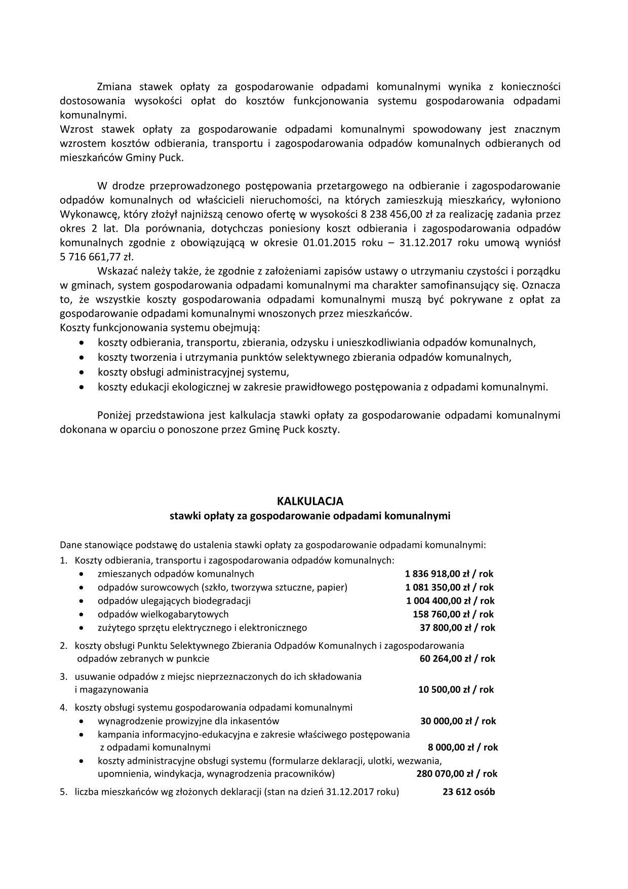ZAWIADOMIENIE o zmianie stawek opłaty za odpady od 1 maja 2018 roku_02
