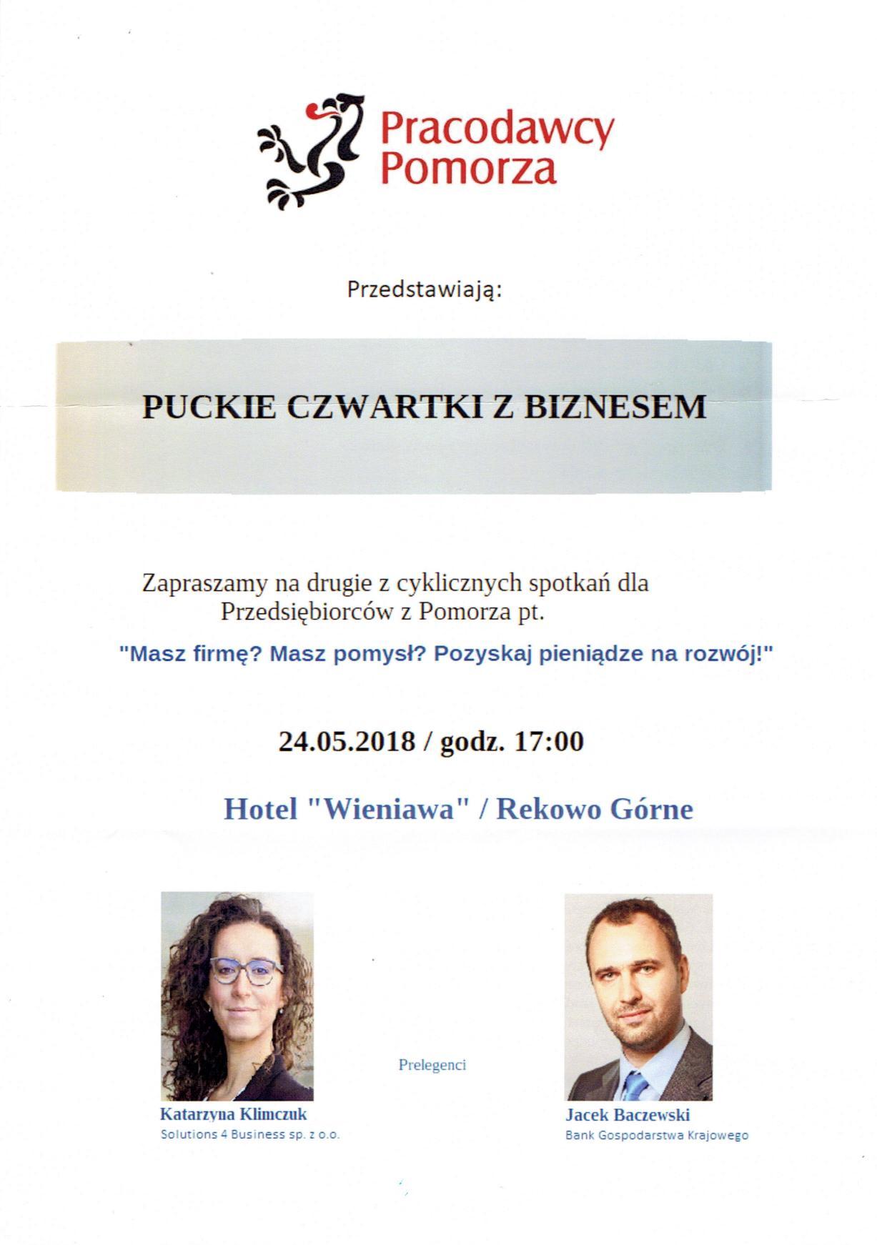 PUCKIE CZWARTKI Z BIZNESEM_24.05.2018_01