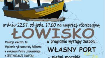 ŁOWISKO PLAKAT 2018