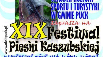Festiwal Pieśni Kaszubskiej 8 lipca 2018 w Swarzewie1