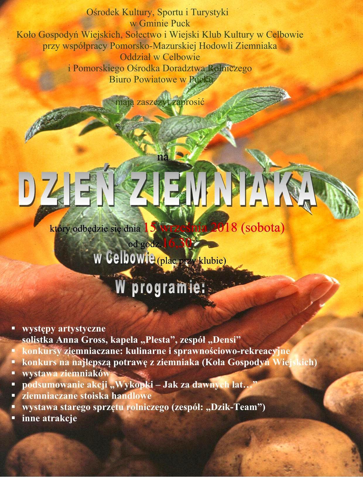 Dzień Ziemniaka 2018 zaproszenie_01