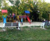 Plac zabaw w Żelistrzewie 24kaszuby pl YouTube
